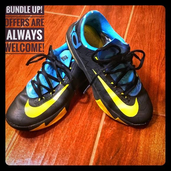 Nike KD Boys Sneakers Size 3.5